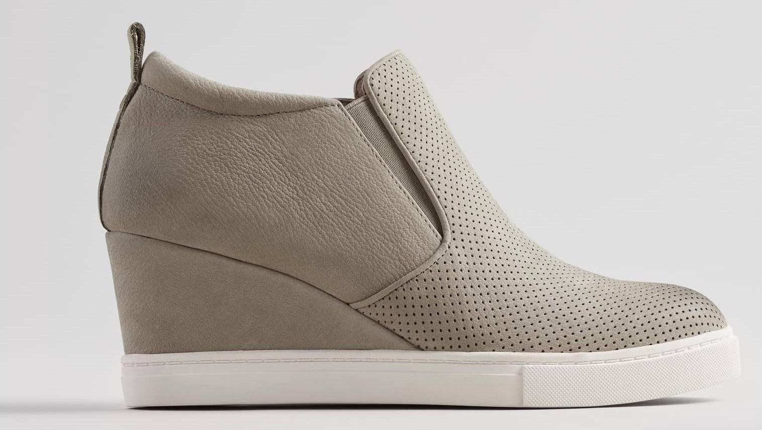 caslon wedge sneaker