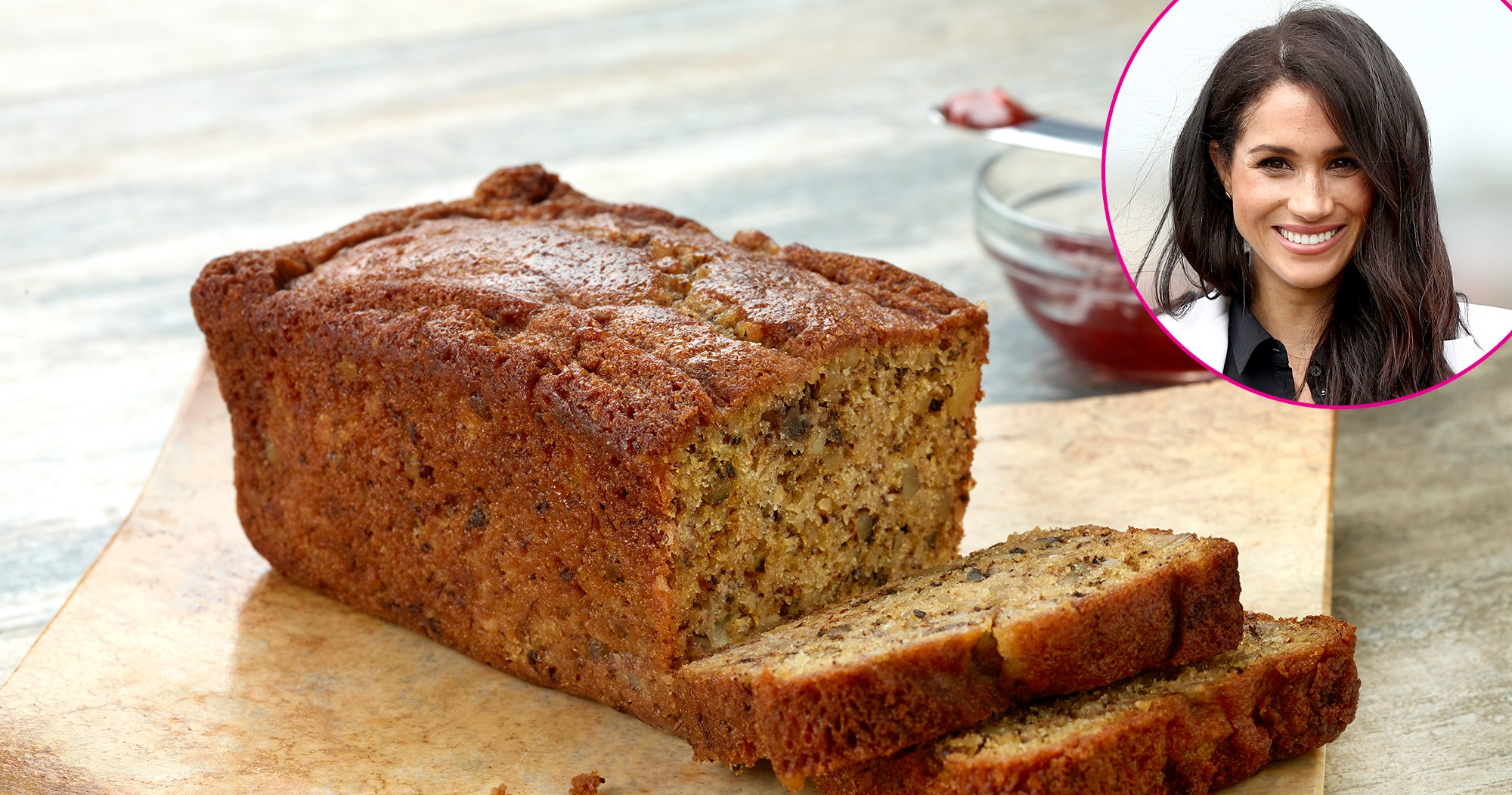 Make Banana Bread Like Meghan Markle With Help From 'Chopped' Star Maneet Chauhan