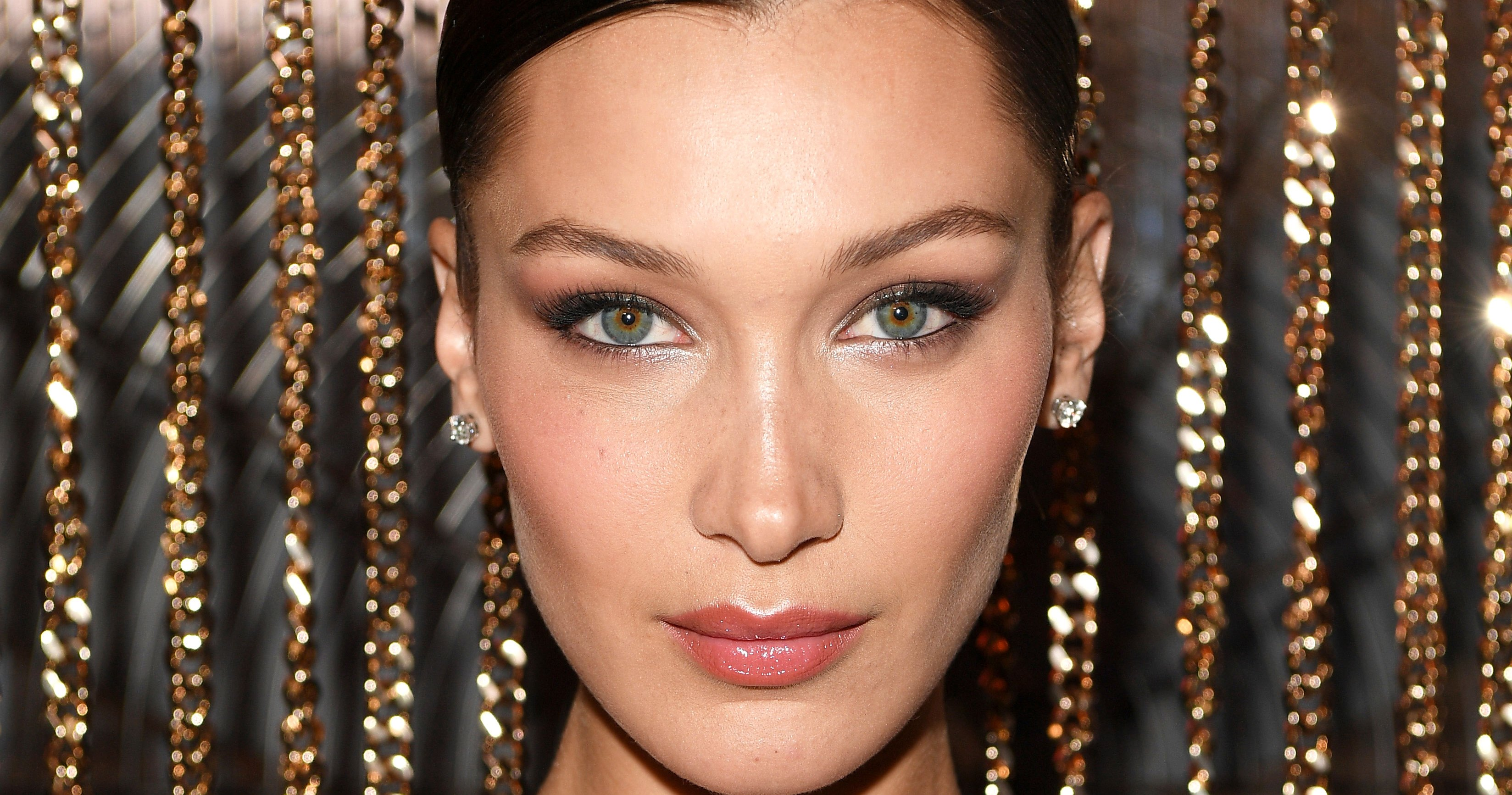 Alert! You Can Finally Score the Newspaper-Print Bikini Worn by Bella Hadid