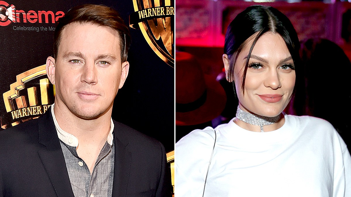 Channing Tatum Is Dating Jessie J After Jenna Dewan Divorce