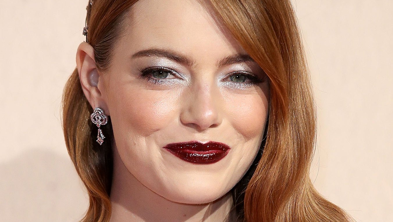 Emma Stone The Favourite London Premiere