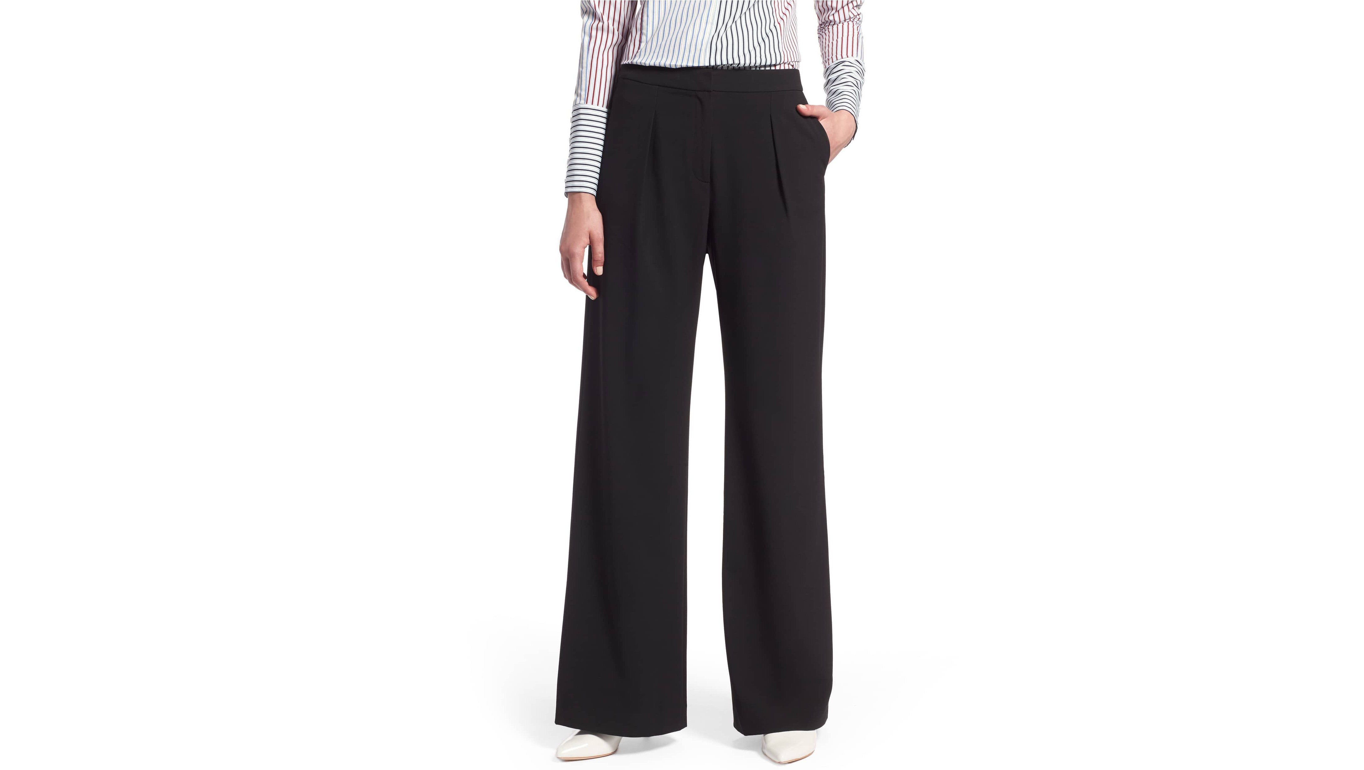 halogen high waist pants