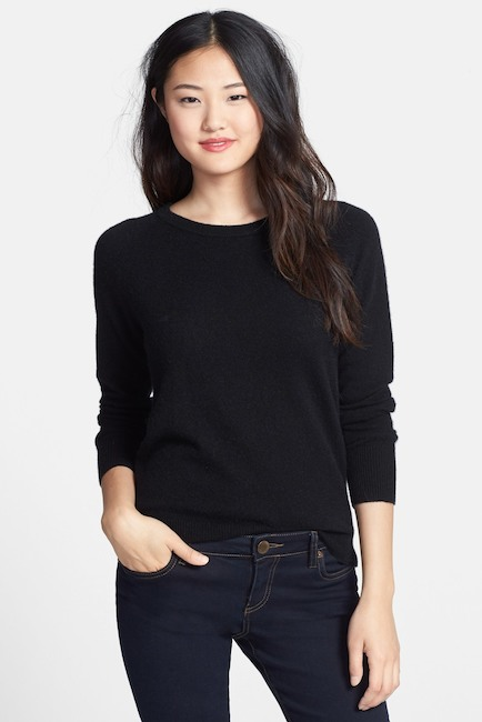 halogen crewneck cashmere sweater nordstrom