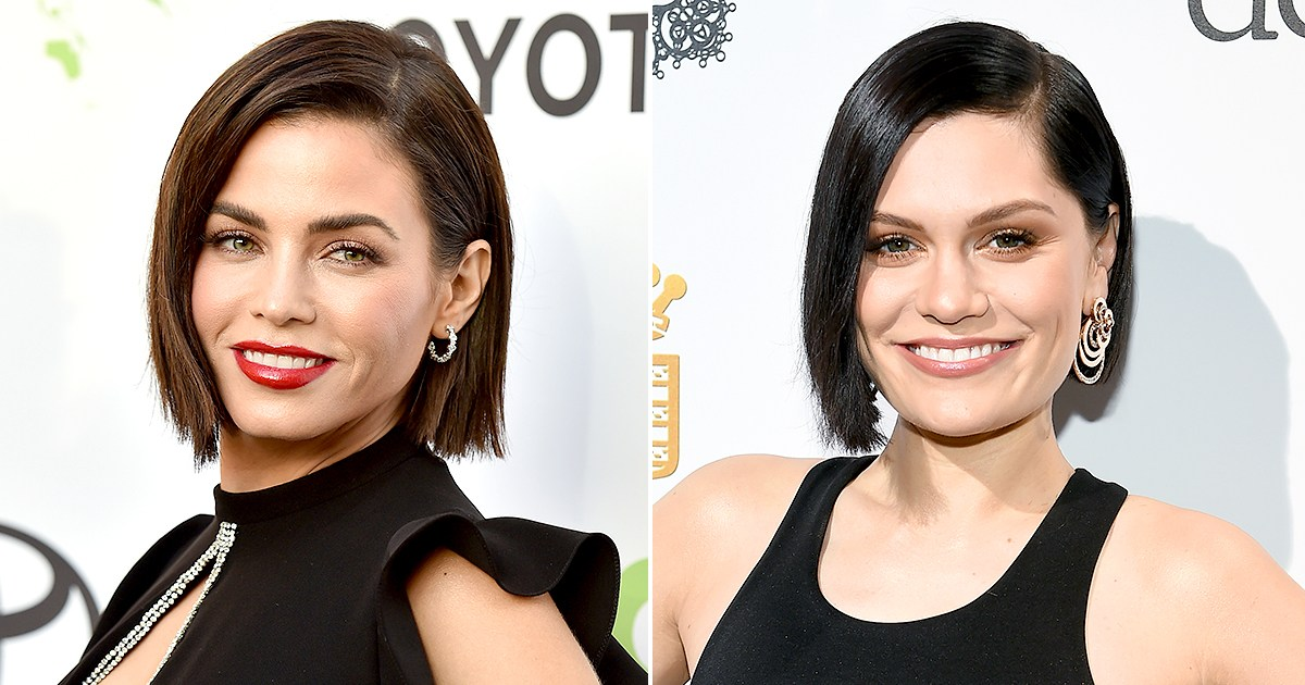 Channing's Type? Twitter Thinks Jenna Dewan and Jessie J Look Like Twins