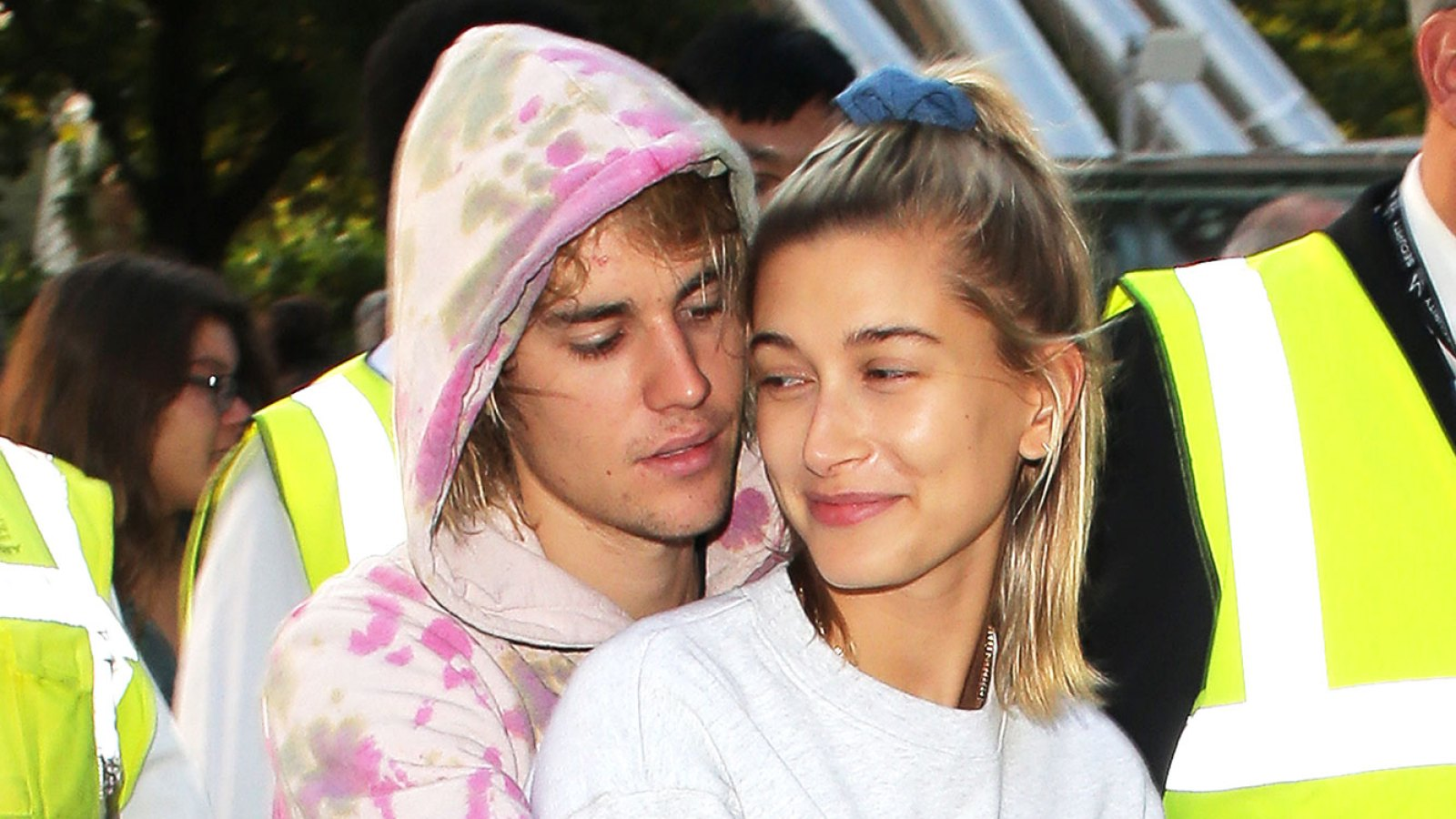 Justin Bieber Introduces Hailey Baldwin as His \'Wife\' at Museum