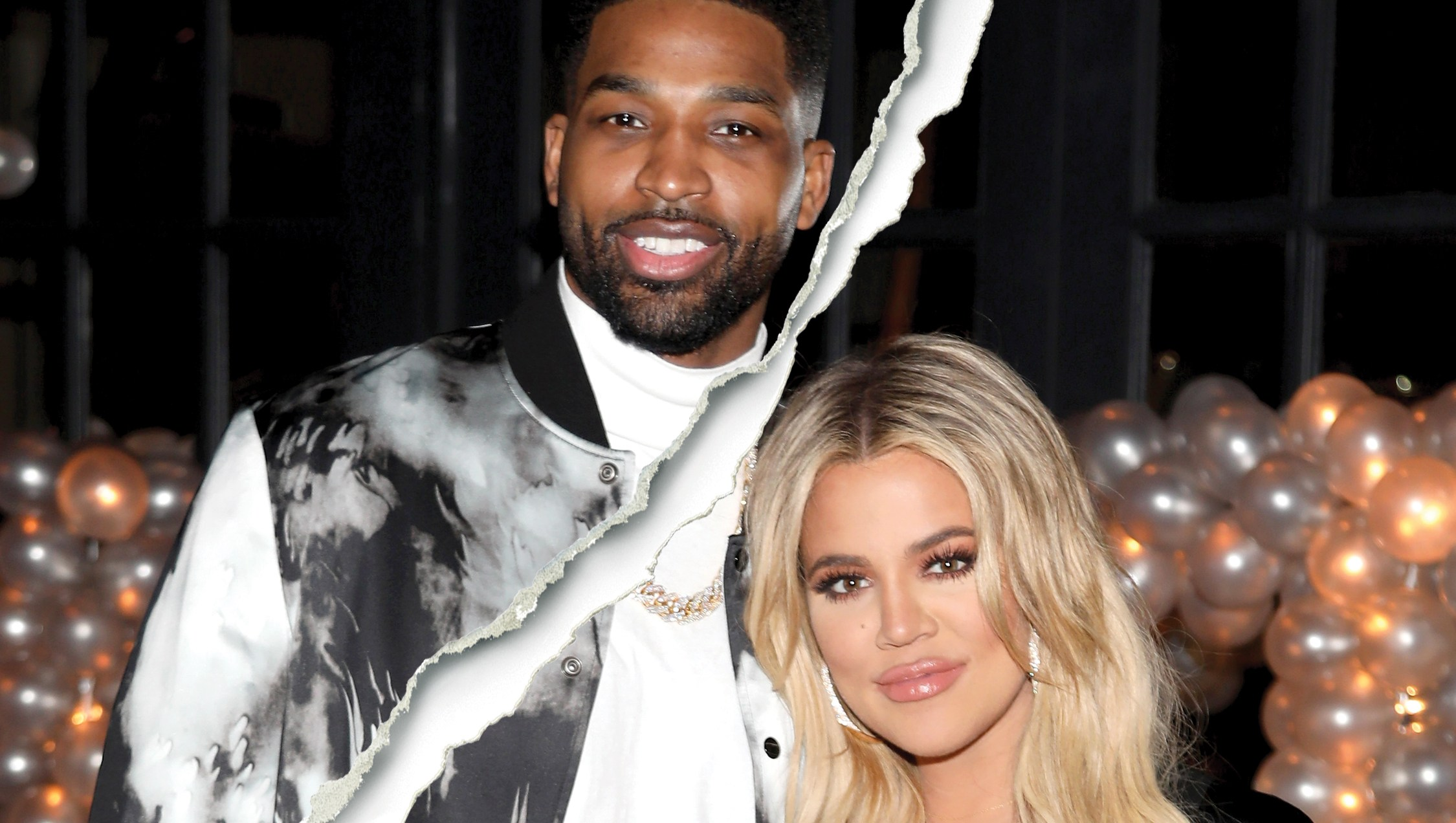 Tristan Thompson and Khloe Kardashian split