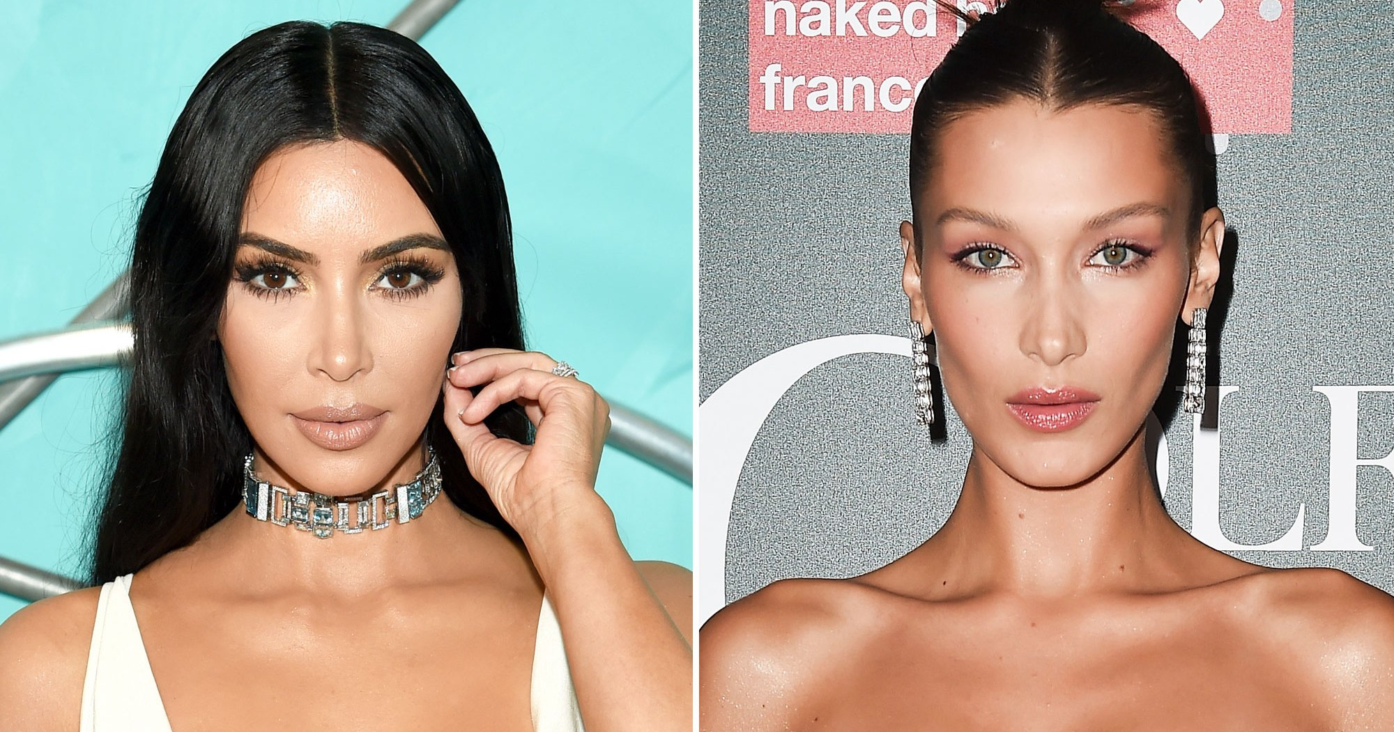Go Inside Kim K.'s Night Out in Diamonds and Bella Hadid's 3 B-Day Parties!