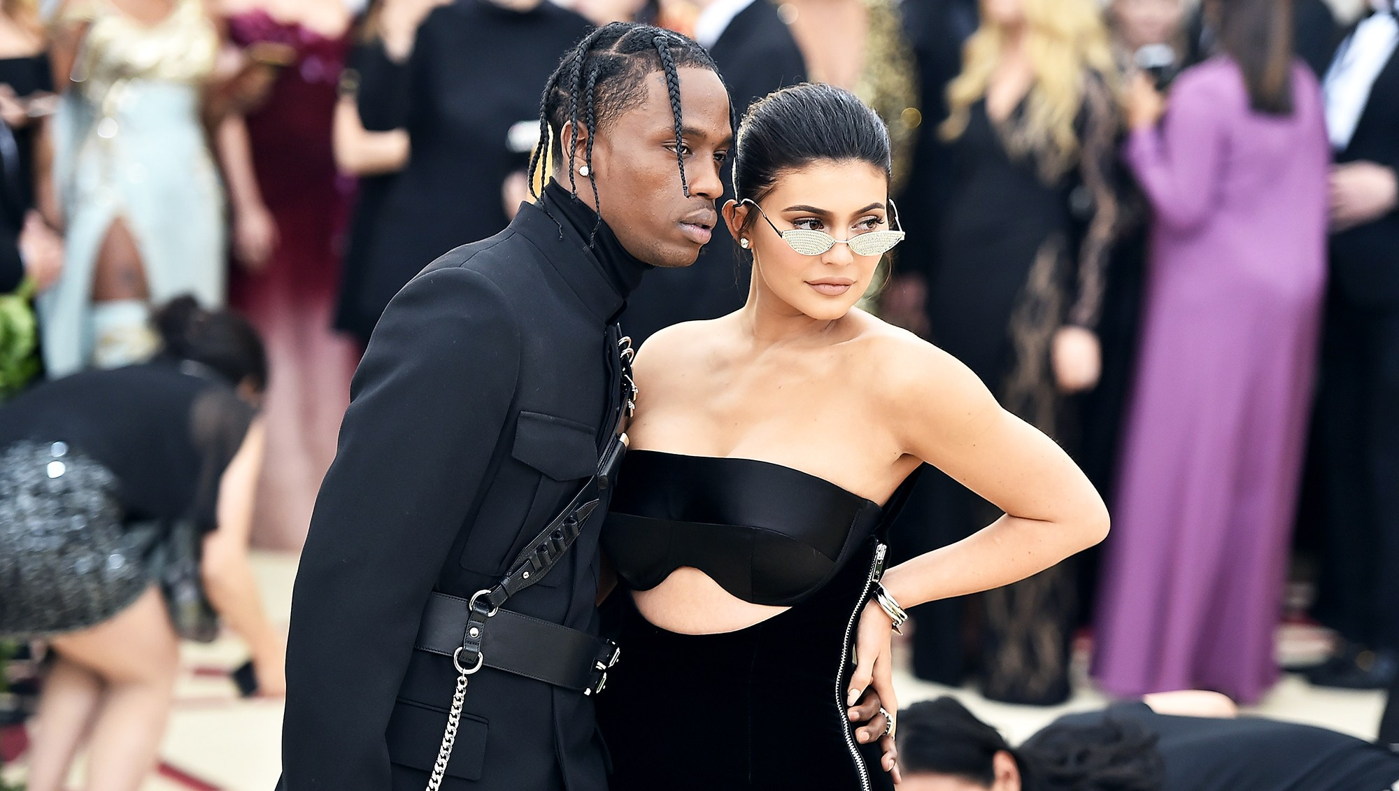 Kylie Jenner and Travis Scott Are 'Actively Trying for Another' Baby