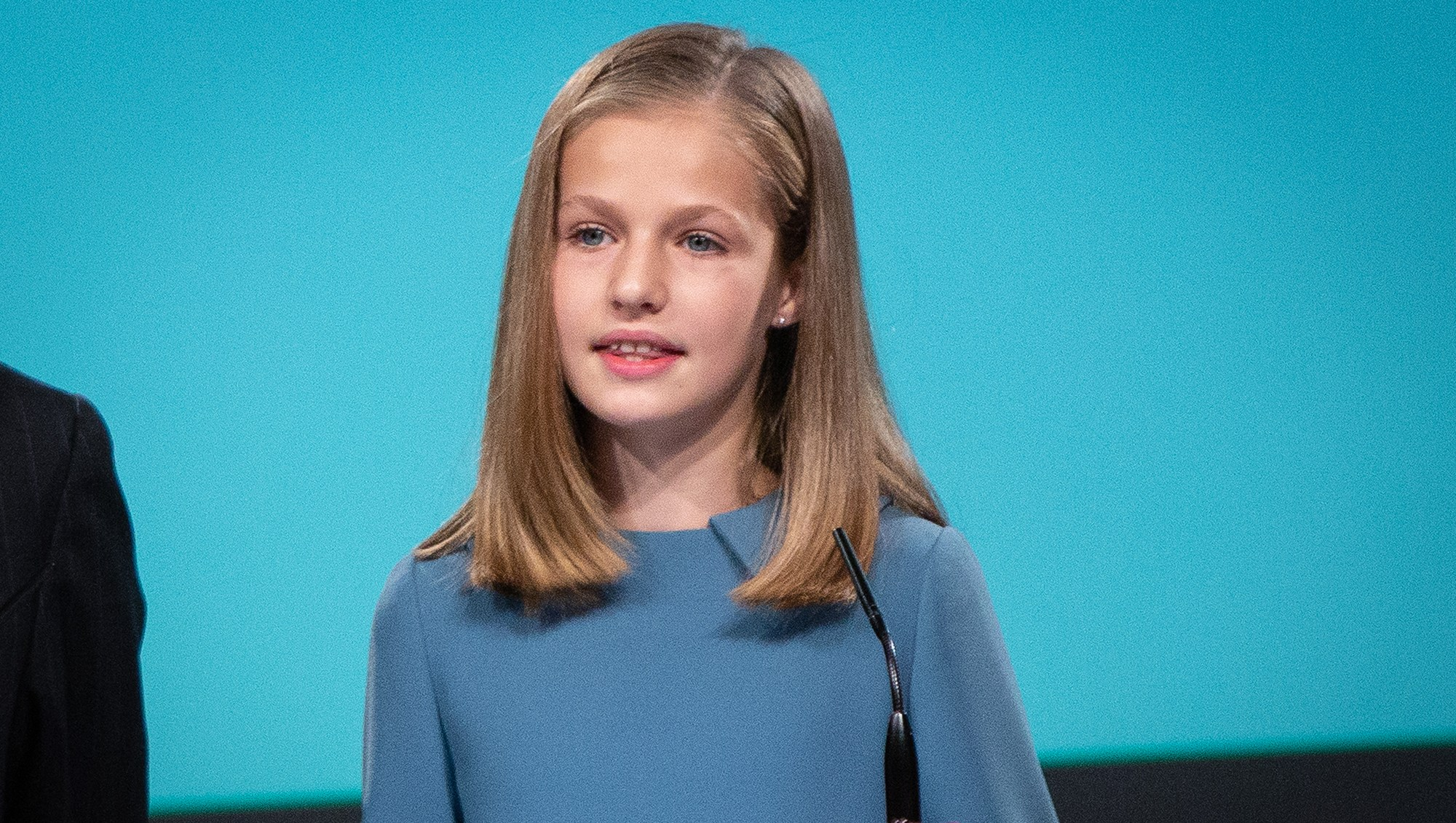 Princess Lenor of Spain, 13, Delivers First Royal Speech
