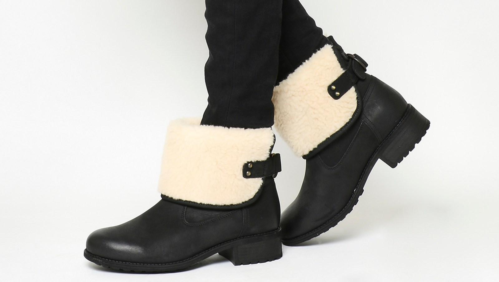 ugg aldon boots fold over