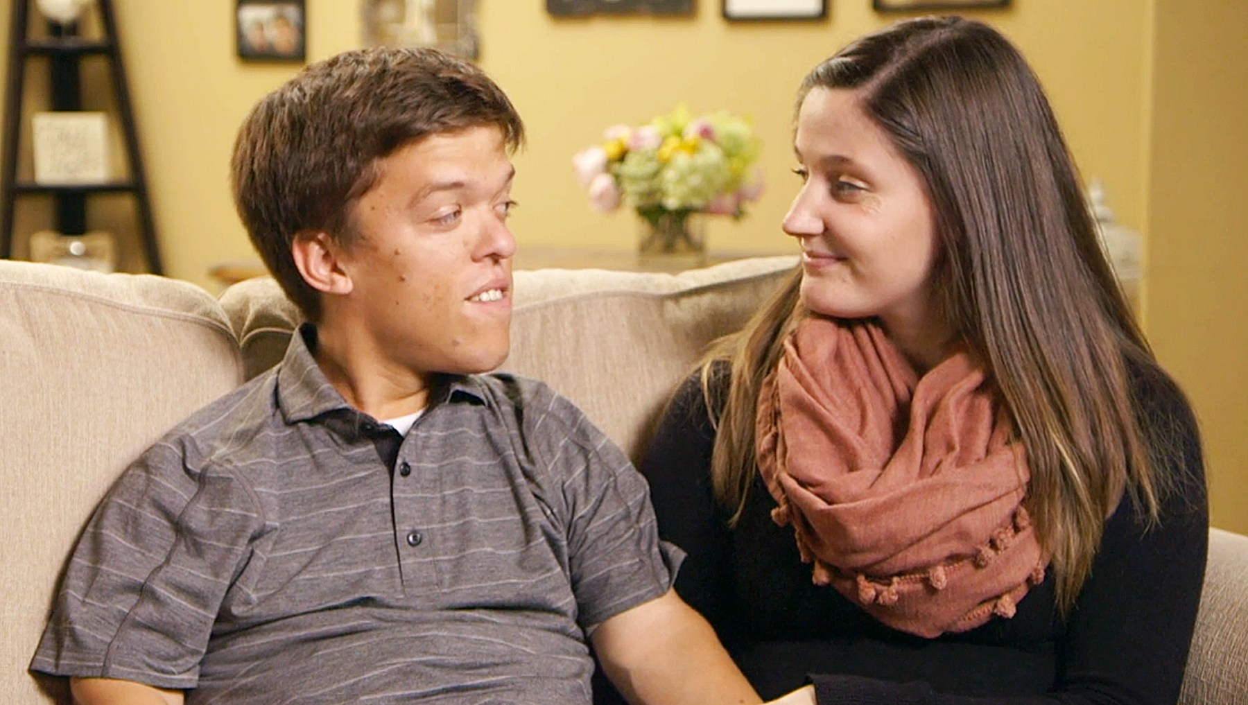 Zach Roloff Tori Roloff Dwarfism Marriage