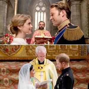 Christmas Prince Royal Wedding.Every Time A Christmas Prince 2 Reminded Us Of The Real Royal