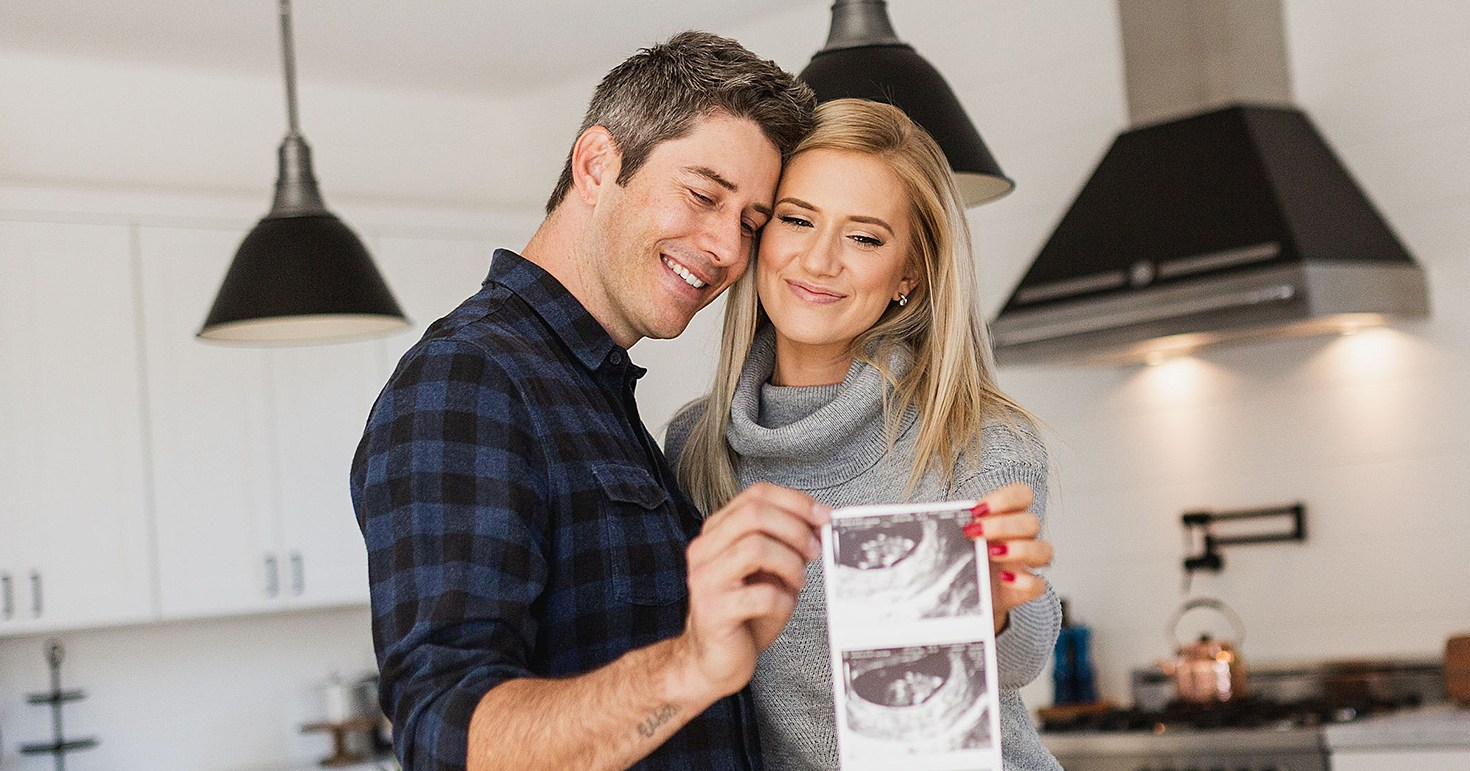 Pregnant! The Bachelor's Arie Luyendyk Jr. and Lauren Burnham Expecting First Child