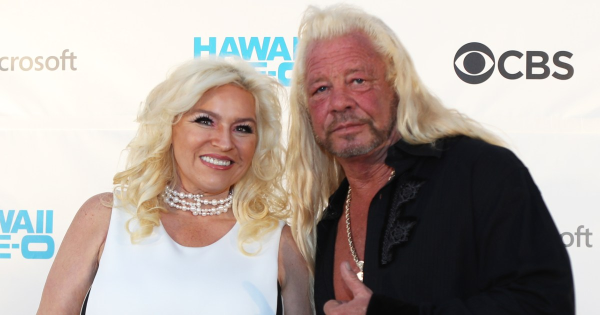 Dog the Bounty Hunter's Wife Beth Chapman Started Chemo ...
