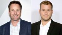 Chris Harrison and Colton Underwood virginity