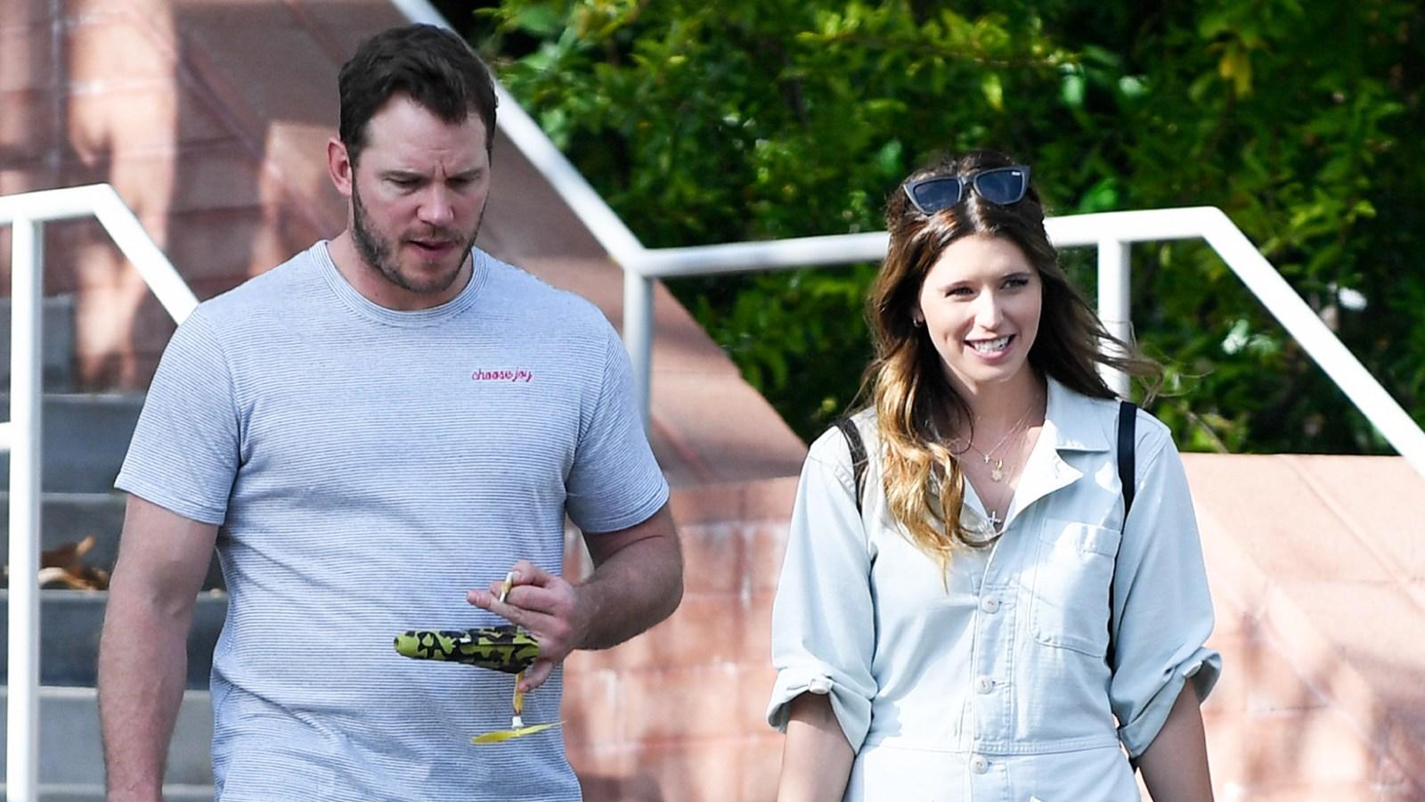 Chris Pratt and Katherine Schwarzenegger Will Be 'Engaged Soon'