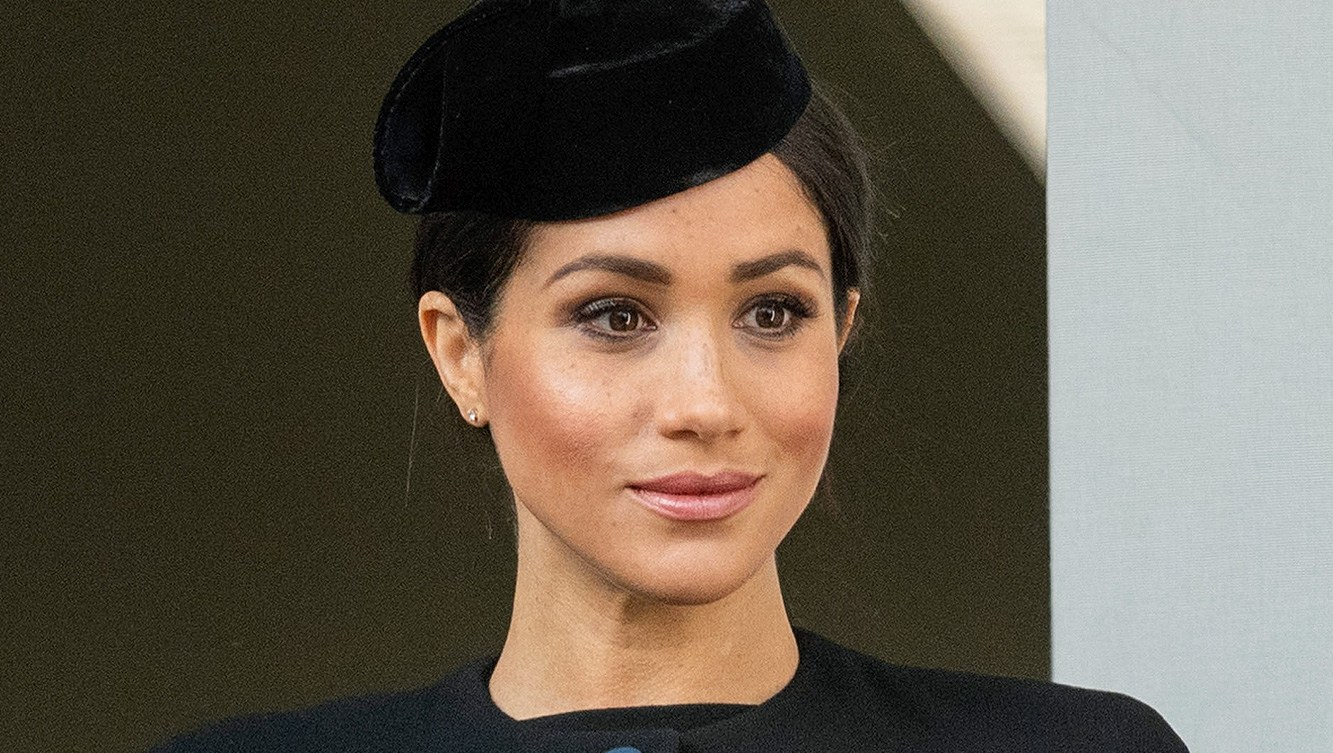 Duchess Meghan Markle, Royal Family, Wreath, Cenotaph, Remembrance Sunday
