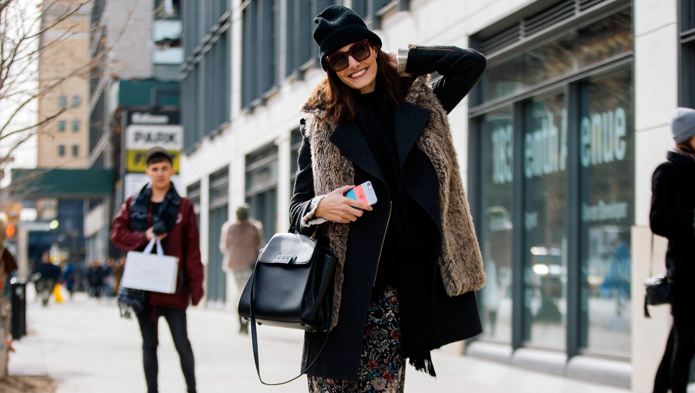 Street Style - Day 2 - New York Fashion Week: Women's Fall/Winter 2016