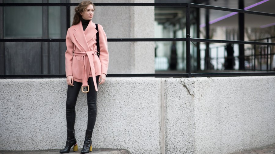 Street Style By Timur Emek - LFW February 2017