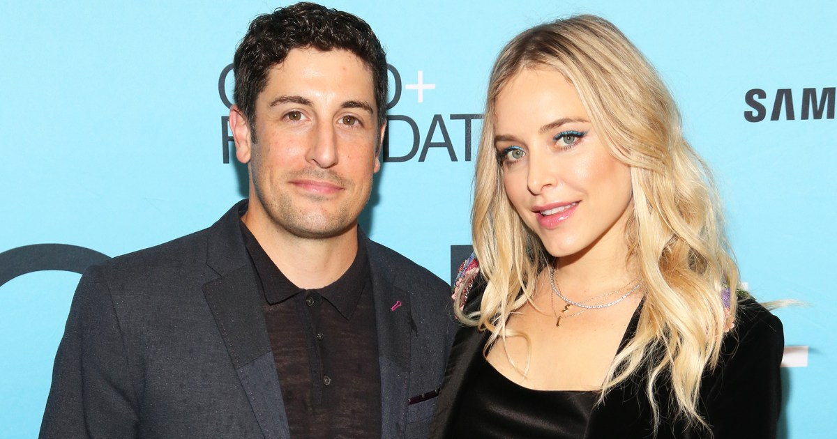 jenny mollen is so proud of husband jason biggs for getting sober