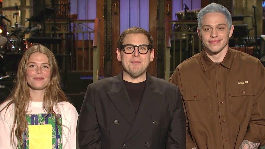 Maggie Rogers, Jonah Hill, Pete Davidson, Saturday Night Live, Recap