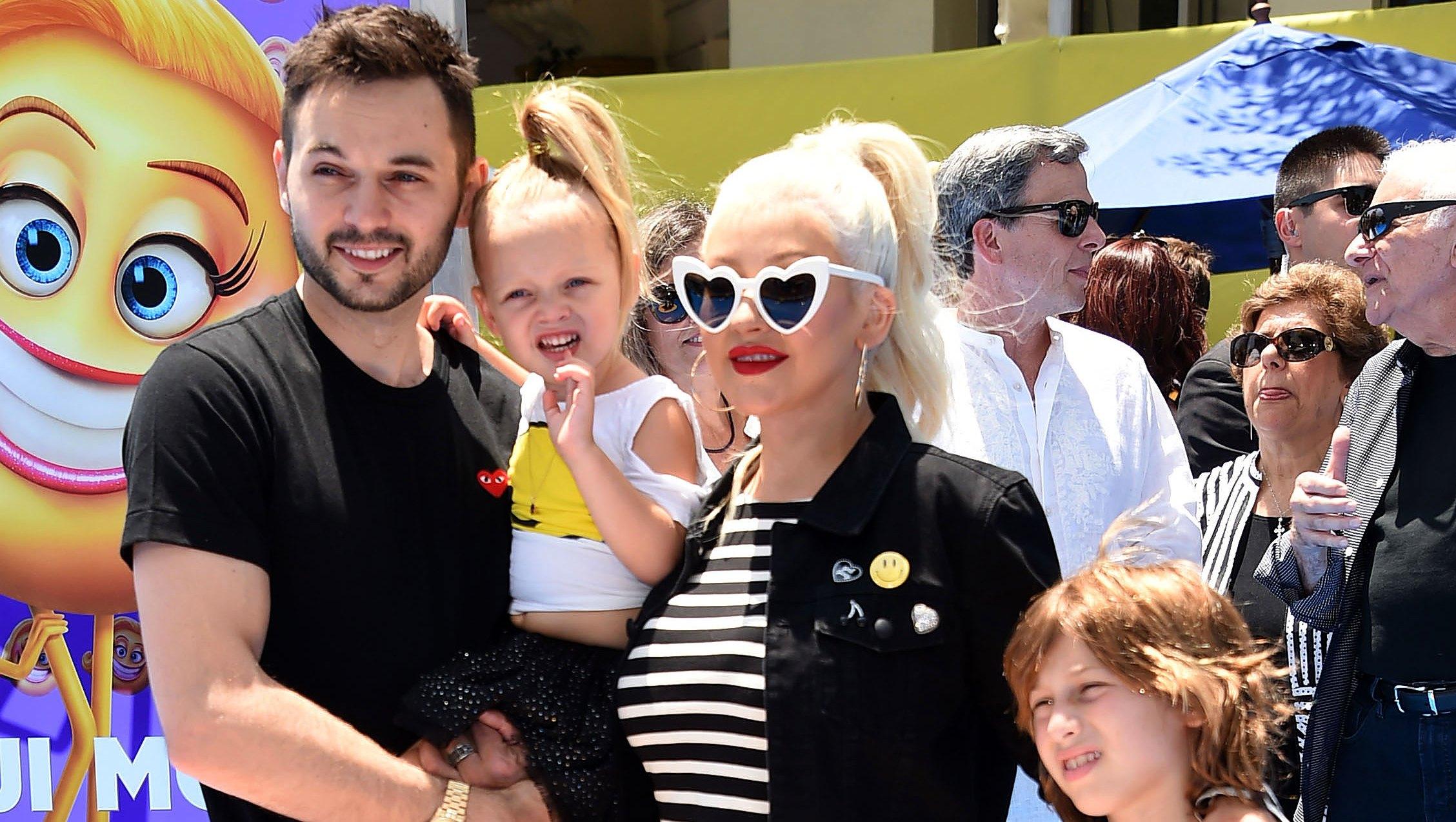 Summer Rutler, Christina Aguilera