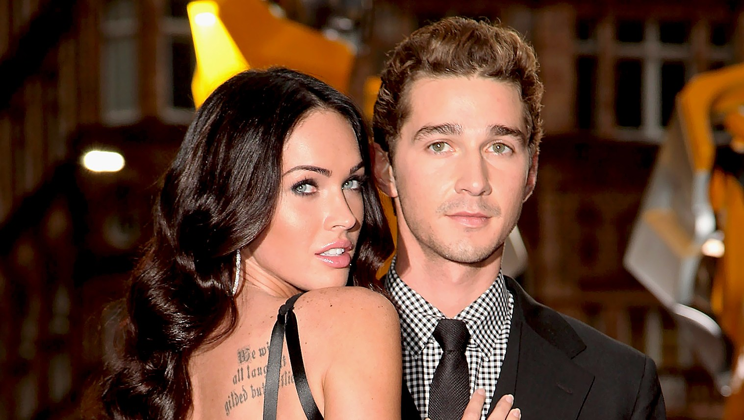 Megan-Fox-and-Shia-LaBeouf-romance