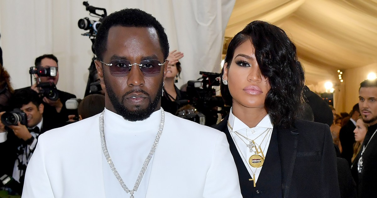 Diddy Reunites With Cassie After Ex Kim Porters Death