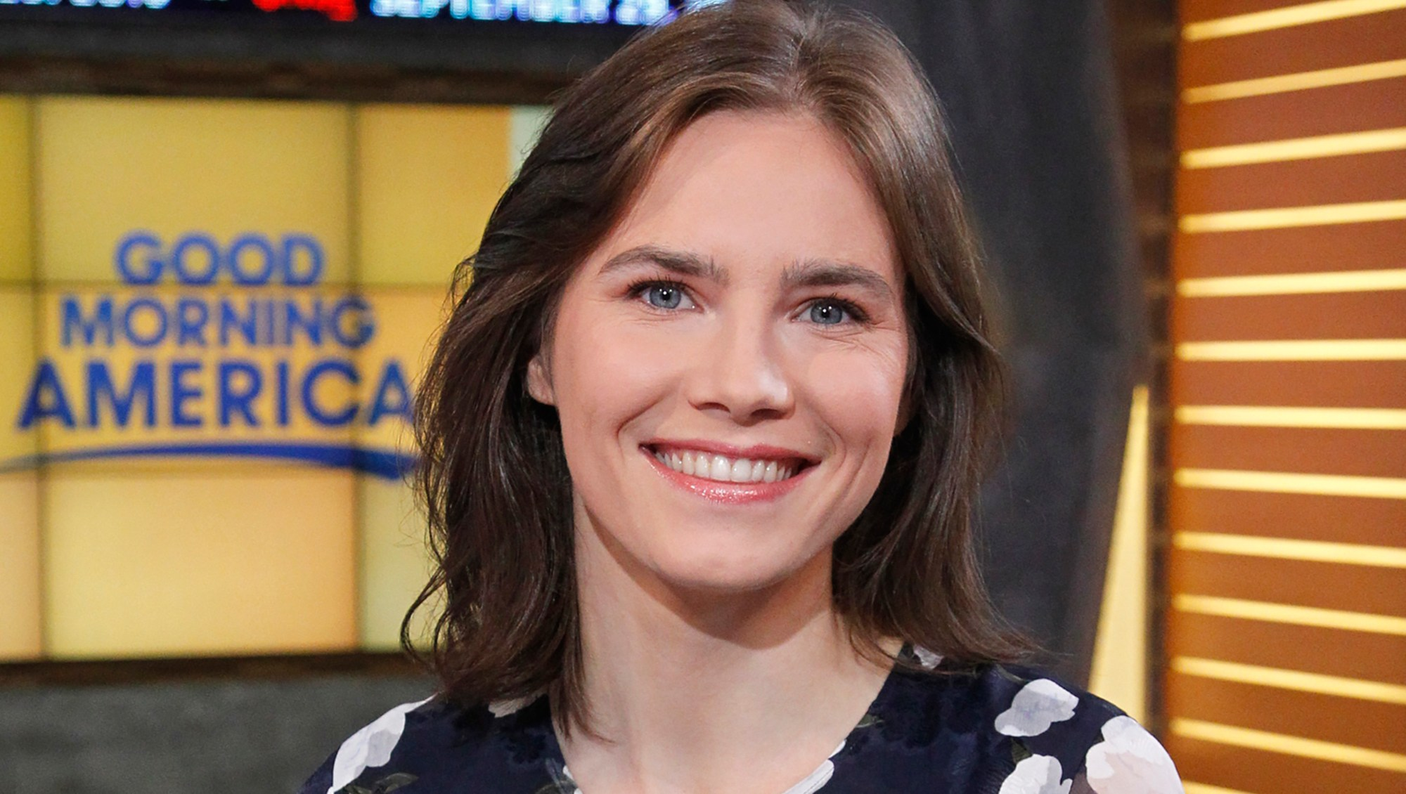 Amanda Knox Christopher Robinson Engaged