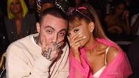 Ariana Grande Posts Photo With Ex Mac Miller for Thanksgiving