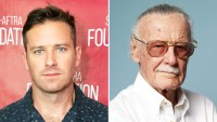 Armie Hammer Stan Lee Tribute Criticism Backfires