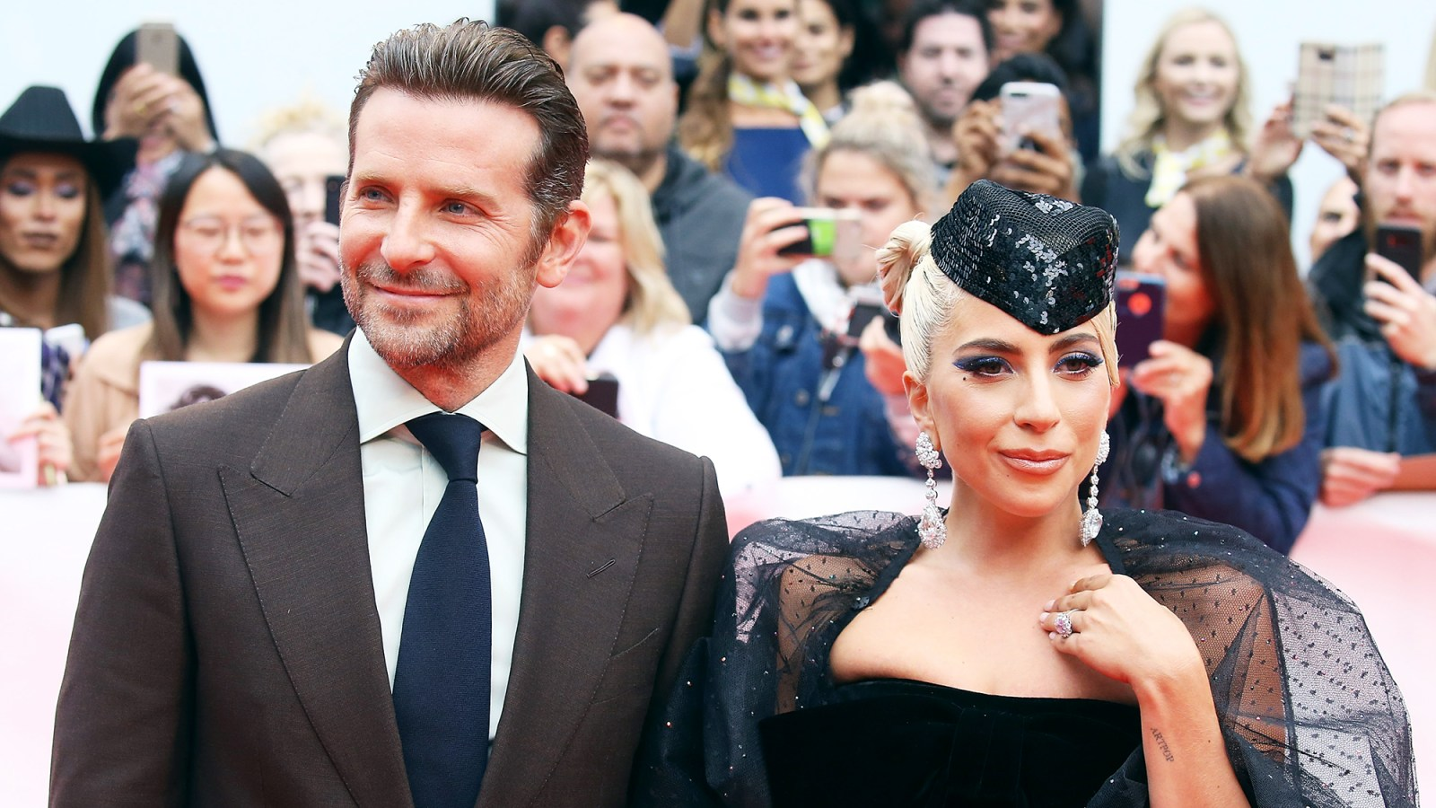 f3da855f285f1 Lady Gaga and Bradley Cooper Never Talked About Giving Their 'Star Is Born'  Characters a Baby