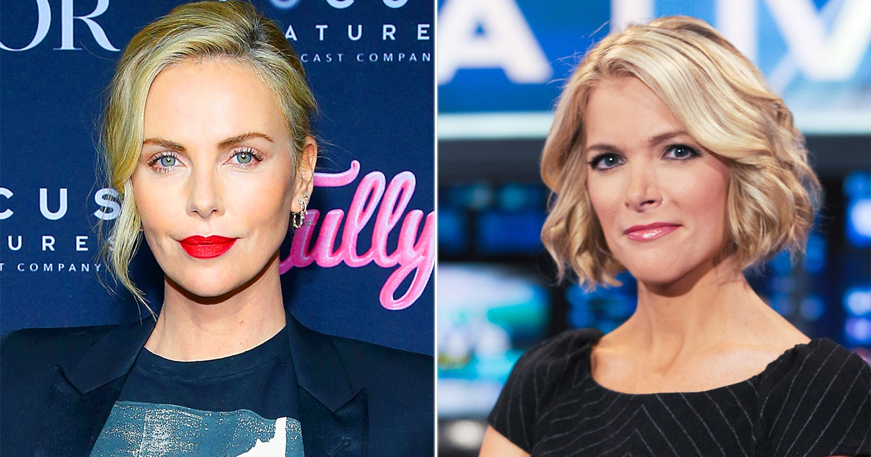 Charlize Theron Opens Up About Playing Megyn Kelly in Roger Ailes Movie Amid Scandal