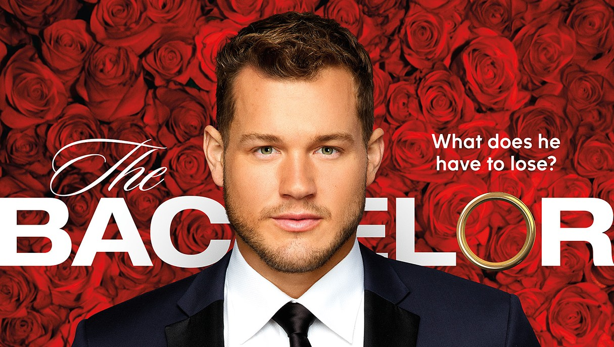 Colton Underwood bachelor art