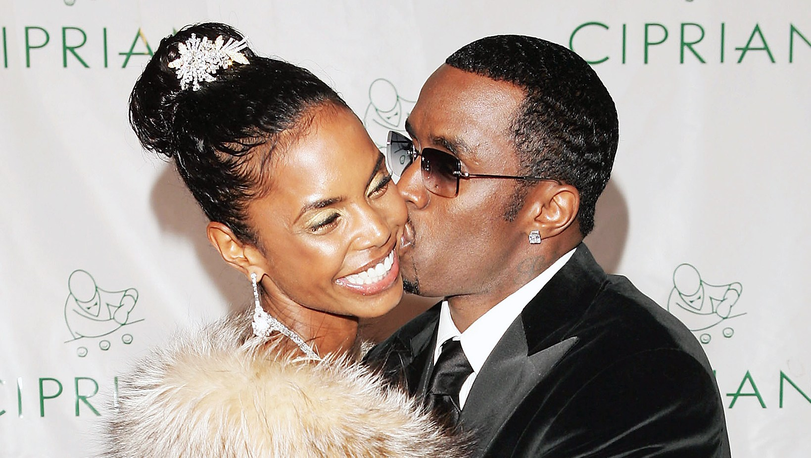 Diddy Inconsolable Kim Porter Death