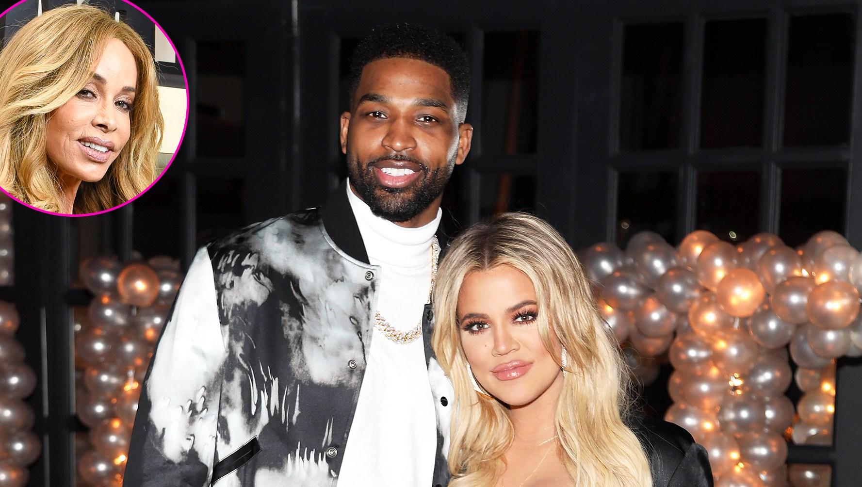 Faye Resnick Khloe Kardashian Loves Tristan Thompson Baby True