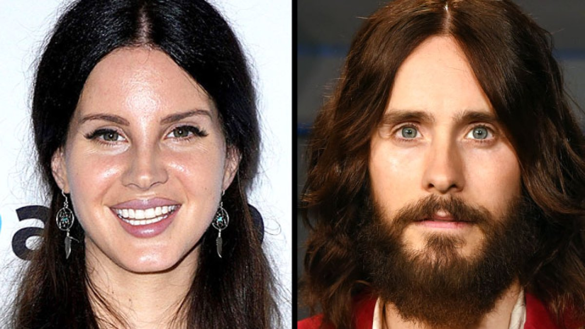 Jared Leto Lana Del Rey Announced As Faces Of Gucci Guilty