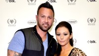 Jenni 'JWoww' Farley and Roger Mathews