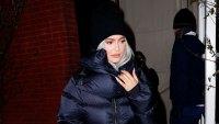 Kylie Jenner Winter Coats Jackets
