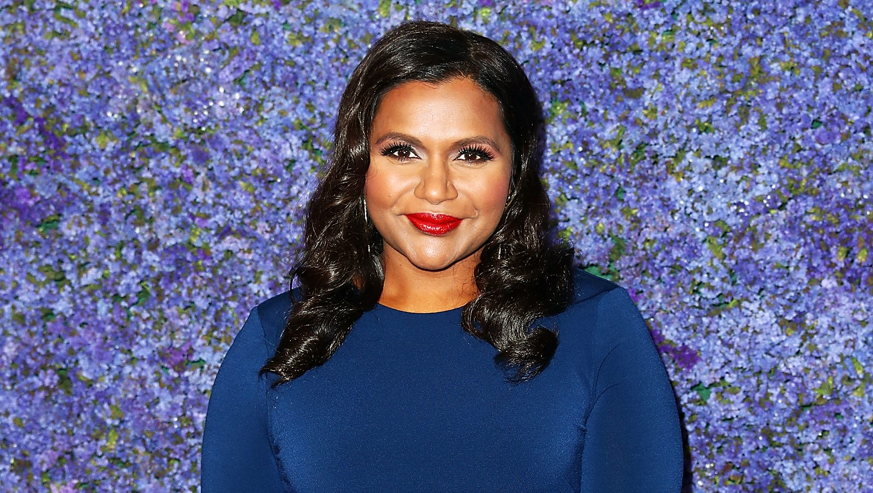 Mindy Kaling Little Girl Chemo Materials Support