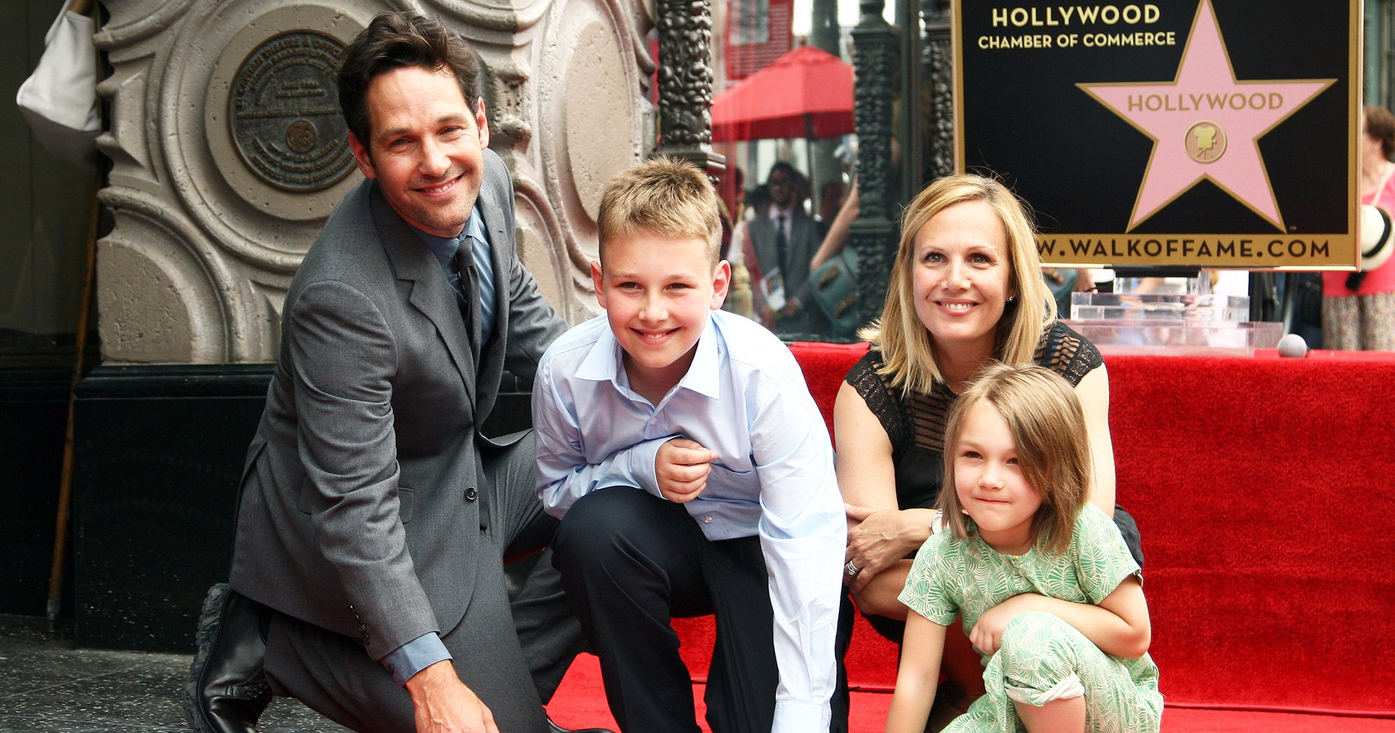 Paul Rudd Has a Very Sweet Holiday Tradition With His Family