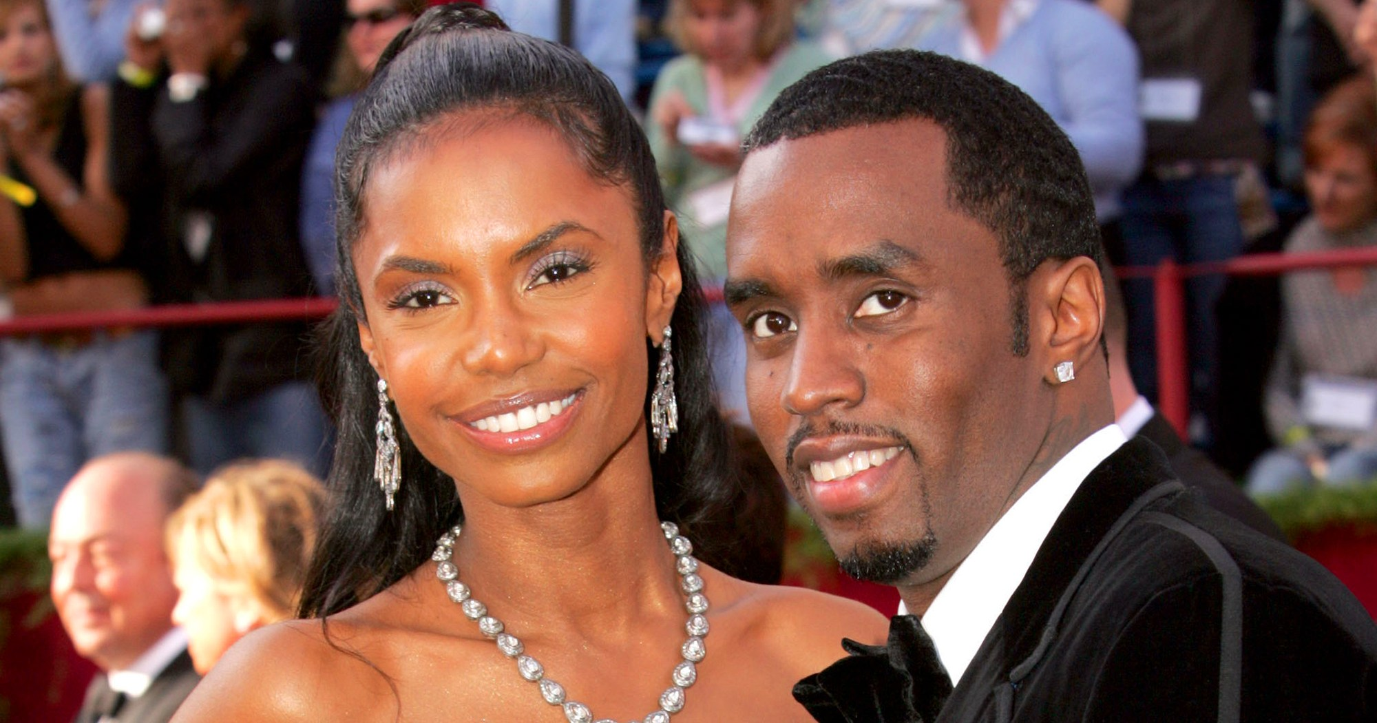 Sean 'Diddy' Combs Gives Emotional Eulogy to Ex-Girlfriend Kim Porter at Her Funeral