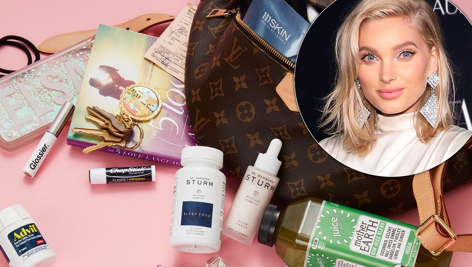Elsa Hosk: What's in My Bag?