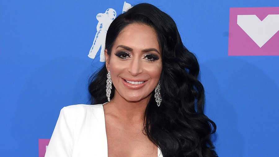 Jersey Shore's Angelina Says Her Cats Helped Her Battle Depression