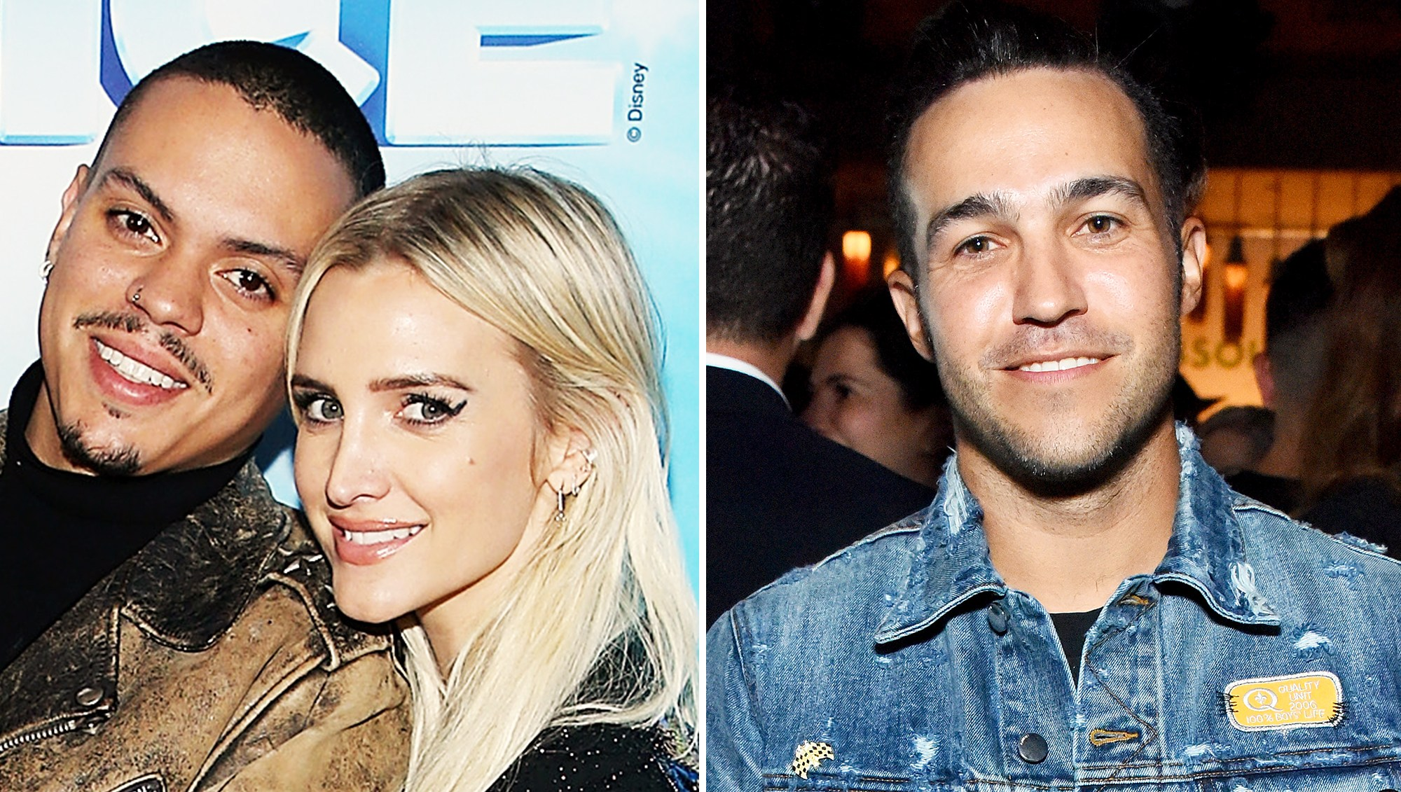 Ashlee Simpson Evan Ross Great Relationship Pete Wentz