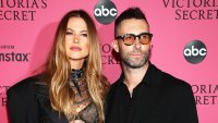 Behati Prinsloo Reveals Adam Levine Is a 'Really Strict' Dad and 'Very Hands-On' With Their Daughters
