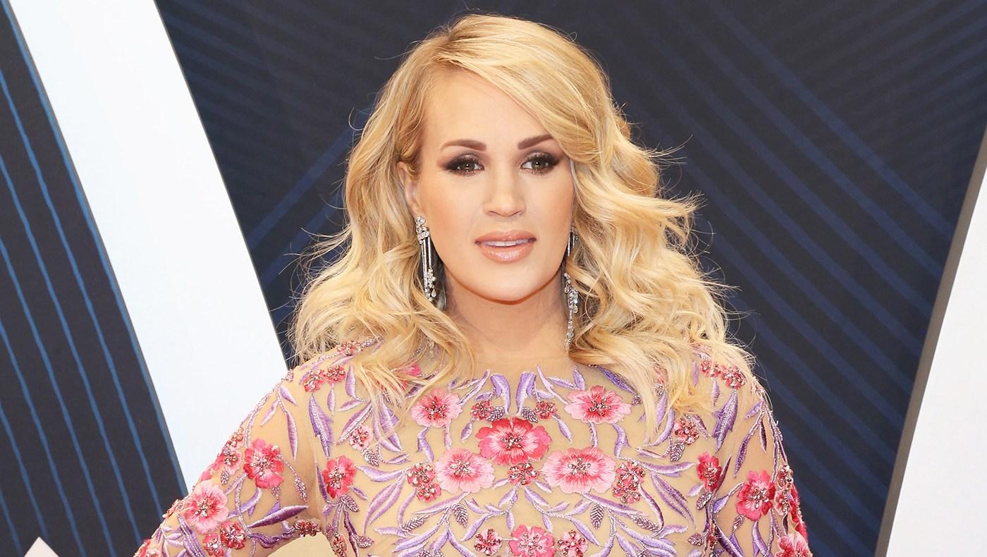 Carrie Underwood Struggles