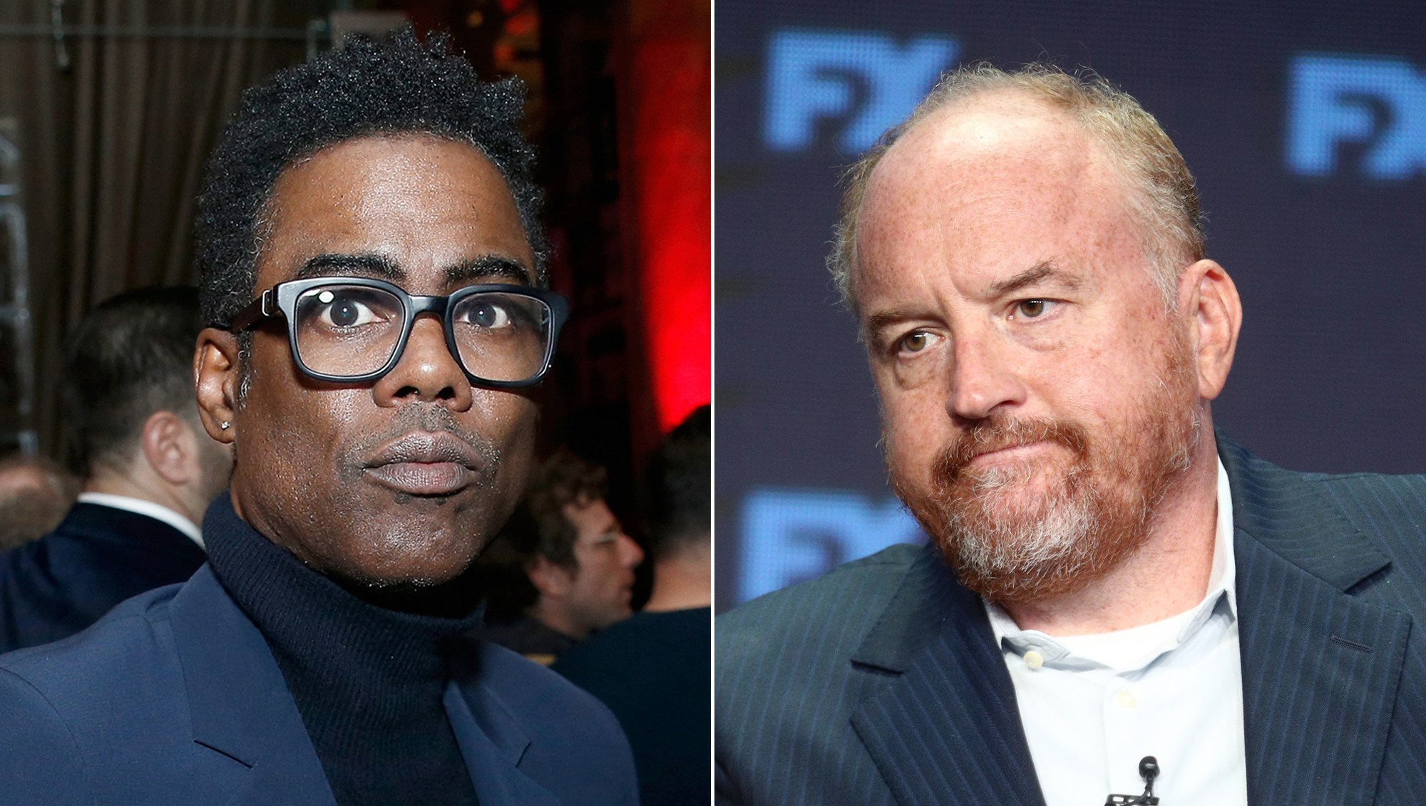 Chris Rock, Louis C.K. Speak Outrage for Using N-Word in Resurfaced Video