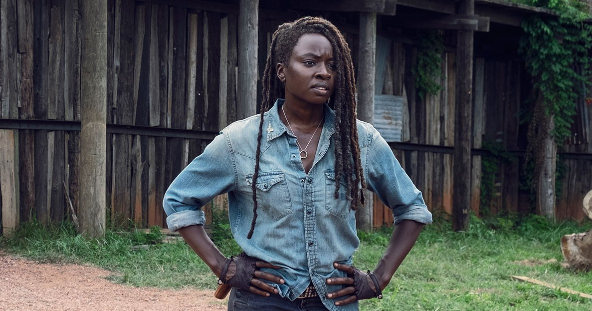 Danai Gurira on How The Walking Dead's Whisperers Compare to Past Villains