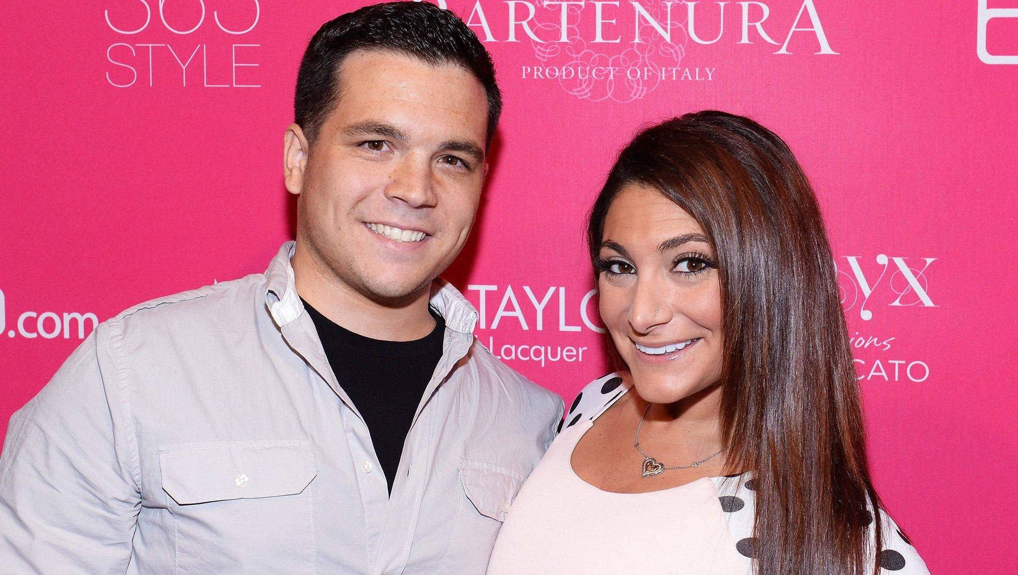 Chris Buckner and Deena Nicole Cortese